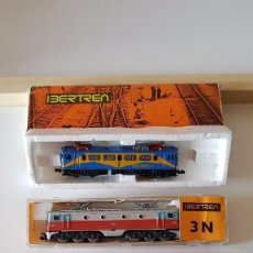 Trenes Escala: IBERTREN LOTE LOCOMOTORAS (2). Lote 103644640