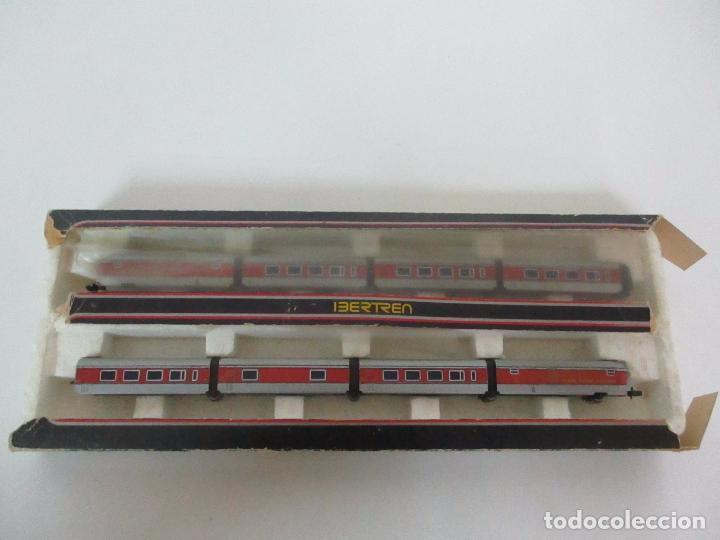 TREN TALGO - IBERTREN - ESCALA N - TRANS EUROP EXPRES - REF 280 (Juguetes - Trenes a escala N - Ibertren N)