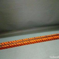 Trenes Escala: CAJA DE 24 VIAS FLEXIBLES 730MM ESCALA 2N ( REF 6904) MUY RARAS Y BUSCADAS ( NUEVO/VIEJO STOCK) . Lote 105360563