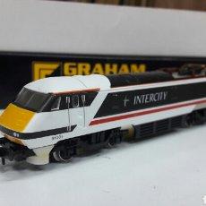 Trenes Escala: LOCOMOTORA N BR INTERCITY GRAHAM FARISH 8807. Lote 106004234