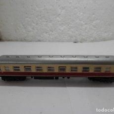 Trenes Escala: VAGÓN PASAJEROS DE LA DB ESCALA N DE IBERTREN . Lote 106082059