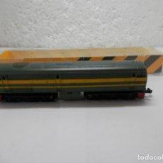 Trenes Escala: LOCOMOTORA DIESEL ESCALA 3N DE IBERTREN NO TIENE MOTOR . Lote 106089183