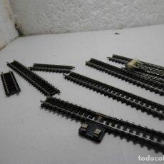Trenes Escala: LOTE VIAS ESCALA 3N DE IBERTREN . Lote 106105239