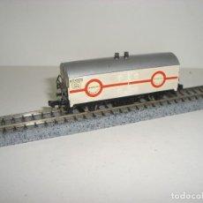 Trenes Escala: IBERTREN N TRANSFESA BLANCO (CON COMPRA DE 5 LOTES O MAS ENVÍO GRATIS). Lote 107220015