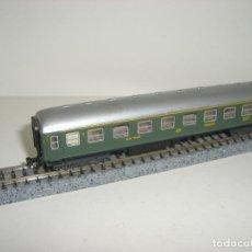 Trenes Escala: IBERTREN N PASAJEROS 1ª CLASE SERIE 8000 (CON COMPRA DE 5 LOTES O MAS ENVÍO GRATIS). Lote 107435991