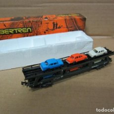 Trenes Escala: VAGON IBERTREN AÑOS 70 . Lote 113092511
