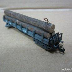 Trenes Escala: VAGON IBERTREN AÑOS 70. Lote 113092635