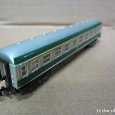 Trenes Escala: VAGON IBERTREN AÑOS 70. Lote 113092803