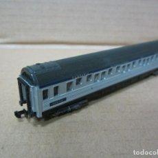 Trenes Escala: VAGON IBERTREN AÑOS 70. Lote 113092927