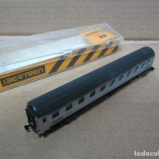 Trenes Escala: VAGON IBERTREN AÑOS 70. Lote 113093163