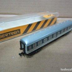 Trenes Escala: VAGON IBERTREN AÑOS 70. Lote 113093391