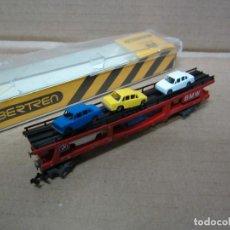 Trenes Escala: VAGON IBERTREN AÑOS 70. Lote 113093611