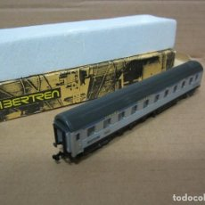 Trenes Escala: VAGON IBERTREN AÑOS 70. Lote 113093675