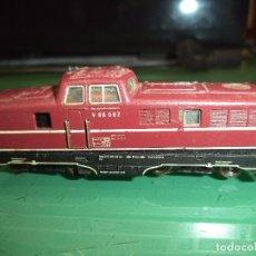 Trenes Escala: LOCOMOTORA IBERTREN V80002 ESCALA N. Lote 113093739