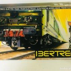 Trenes Escala: IBERTREN ESCALA 3N REF. 132 MIRAR FOTOS NO SE HA USADO. DIRIA QUE ÉS NUEVO.. Lote 113121384