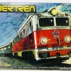 Trenes Escala: IBERTREN ESCALA 3N REF. 401 MIRAR FOTOS NO SE HA USADO. DIRIA QUE ÉS NUEVO.. Lote 113121639