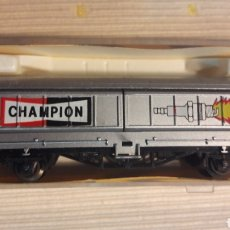 Trenes Escala: VAGÓN 2 EJES BUJIAS CHAMPION IBERTREN N 338. Lote 114494628