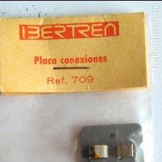 Trenes Escala: IBERTREN N PLACA DE CONEXIONES REF. 709. Lote 118340855