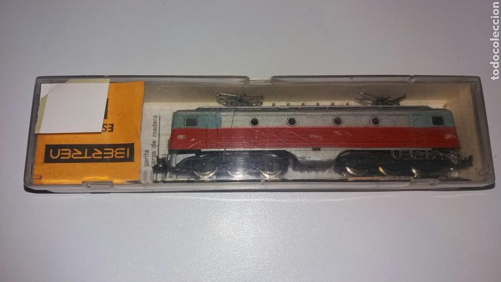 IBERTREN ESCALA N.393. (Juguetes - Trenes a escala N - Ibertren N)