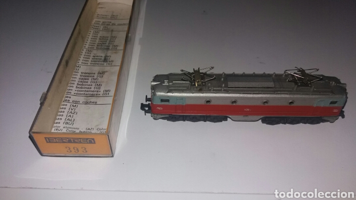 Trenes Escala: IBERTREN ESCALA N.393. - Foto 3 - 118431002