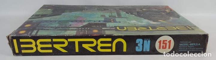 Trenes Escala: GRAN LOTE DE IBERTREN. ESC N. ESPAÑA. CIRCA 1970. - Foto 5 - 118913655