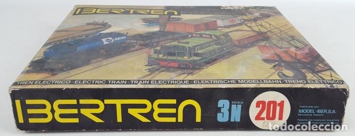 Trenes Escala: GRAN LOTE DE IBERTREN. ESC N. ESPAÑA. CIRCA 1970. - Foto 9 - 118913655
