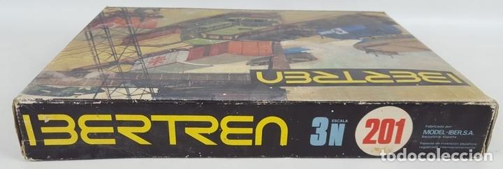 Trenes Escala: GRAN LOTE DE IBERTREN. ESC N. ESPAÑA. CIRCA 1970. - Foto 11 - 118913655