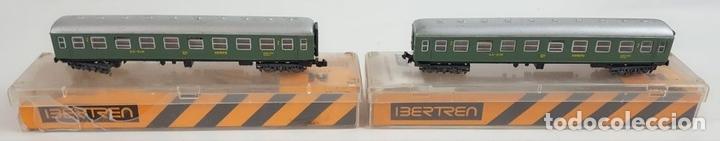 Trenes Escala: GRAN LOTE DE IBERTREN. ESC N. ESPAÑA. CIRCA 1970. - Foto 20 - 118913655