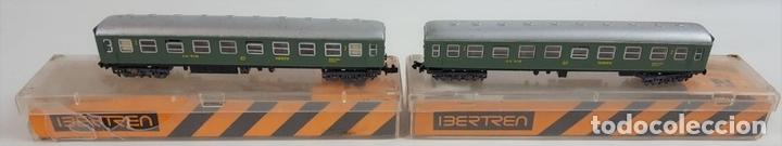 Trenes Escala: GRAN LOTE DE IBERTREN. ESC N. ESPAÑA. CIRCA 1970. - Foto 21 - 118913655