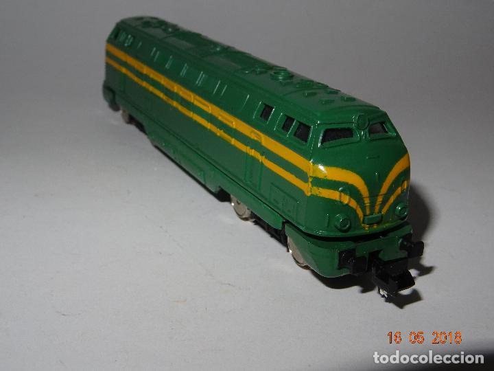 Trenes Escala: Antigua Caja Equipo Ref. 133 en Escala *3-N* de IBERTREN - Año 1970s. - Foto 3 - 121188351