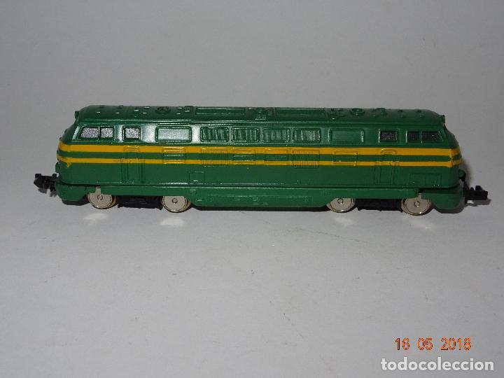 Trenes Escala: Antigua Caja Equipo Ref. 133 en Escala *3-N* de IBERTREN - Año 1970s. - Foto 4 - 121188351