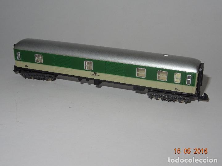 Trenes Escala: Antigua Caja Equipo Ref. 133 en Escala *3-N* de IBERTREN - Año 1970s. - Foto 5 - 121188351