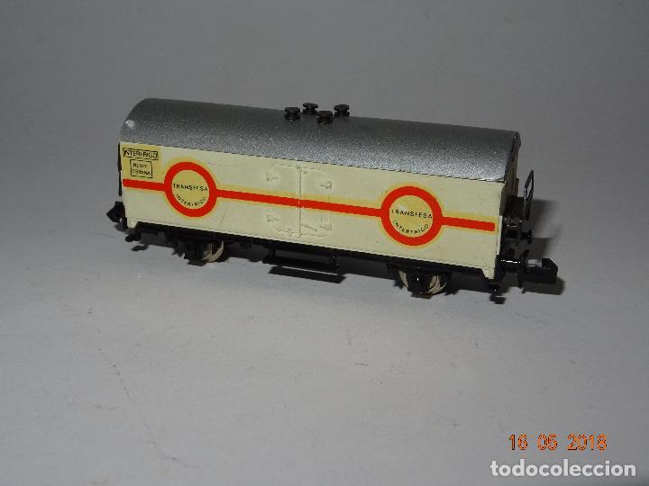 Trenes Escala: Antigua Caja Equipo Ref. 133 en Escala *3-N* de IBERTREN - Año 1970s. - Foto 6 - 121188351