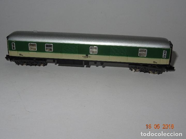 Trenes Escala: Antigua Caja Equipo Ref. 133 en Escala *3-N* de IBERTREN - Año 1970s. - Foto 8 - 121188351