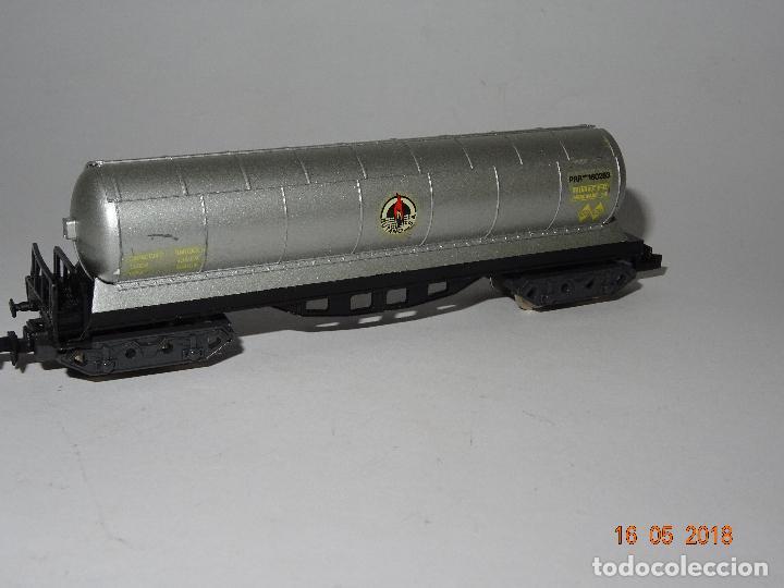 Trenes Escala: Antigua Caja Equipo Ref. 133 en Escala *3-N* de IBERTREN - Año 1970s. - Foto 9 - 121188351