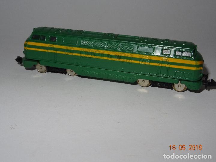 Trenes Escala: Antigua Caja Equipo Ref. 133 en Escala *3-N* de IBERTREN - Año 1970s. - Foto 10 - 121188351