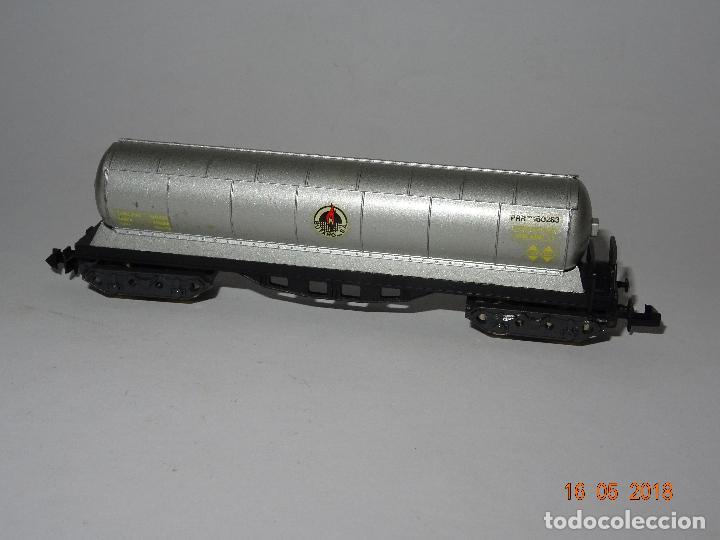 Trenes Escala: Antigua Caja Equipo Ref. 133 en Escala *3-N* de IBERTREN - Año 1970s. - Foto 11 - 121188351