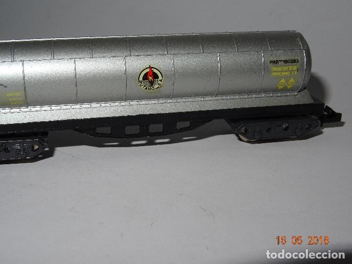 Trenes Escala: Antigua Caja Equipo Ref. 133 en Escala *3-N* de IBERTREN - Año 1970s. - Foto 12 - 121188351