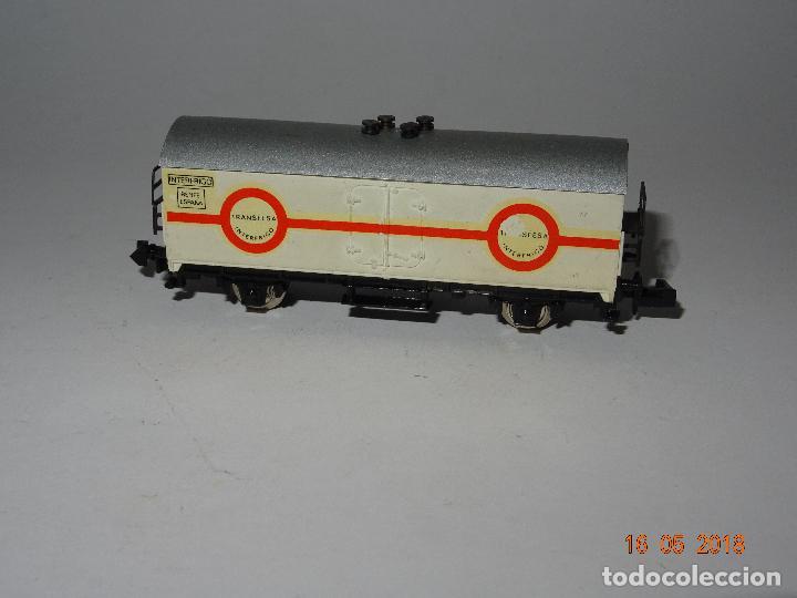 Trenes Escala: Antigua Caja Equipo Ref. 133 en Escala *3-N* de IBERTREN - Año 1970s. - Foto 13 - 121188351