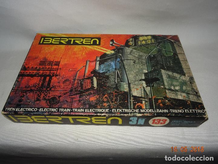 Trenes Escala: Antigua Caja Equipo Ref. 133 en Escala *3-N* de IBERTREN - Año 1970s. - Foto 14 - 121188351