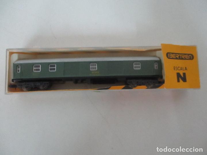 IBERTREN - VAGÓN RENFE - REF 201 - ESCALA N - CON CAJA - ORIGINAL (Juguetes - Trenes a escala N - Ibertren N)