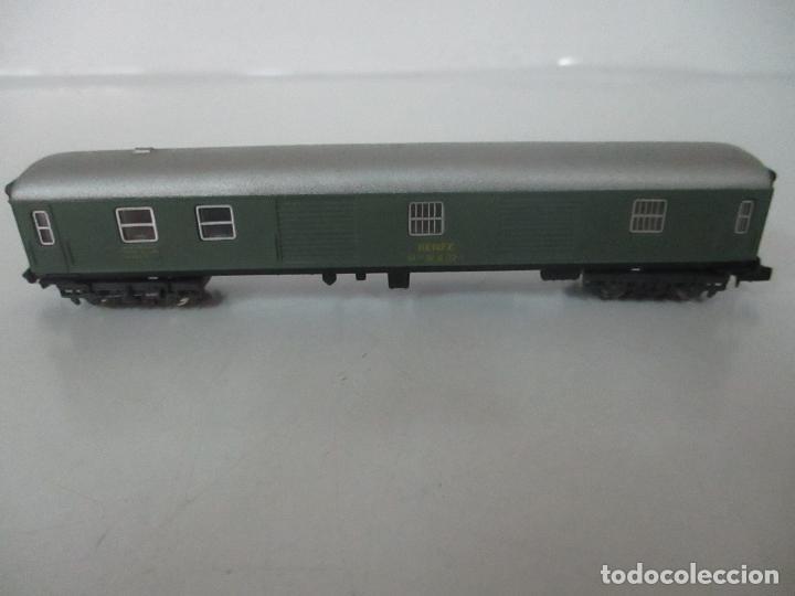 Trenes Escala: Ibertren - Vagón Renfe - Ref 201 - Escala N - con Caja - Original - Foto 2 - 139026025