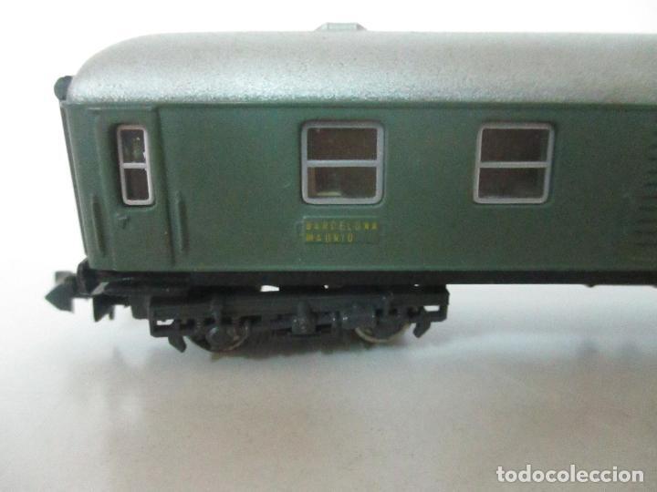 Trenes Escala: Ibertren - Vagón Renfe - Ref 201 - Escala N - con Caja - Original - Foto 4 - 139026025