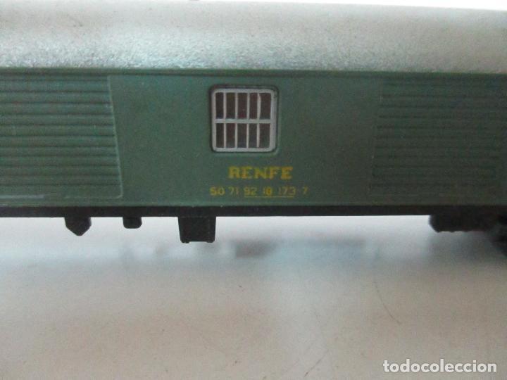 Trenes Escala: Ibertren - Vagón Renfe - Ref 201 - Escala N - con Caja - Original - Foto 5 - 139026025