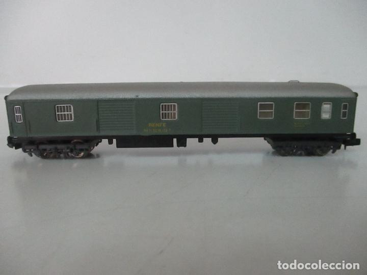 Trenes Escala: Ibertren - Vagón Renfe - Ref 201 - Escala N - con Caja - Original - Foto 8 - 139026025
