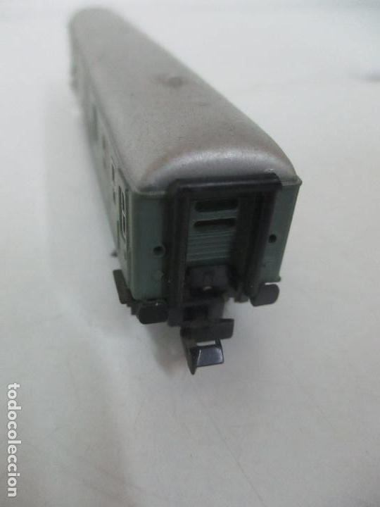 Trenes Escala: Ibertren - Vagón Renfe - Ref 201 - Escala N - con Caja - Original - Foto 9 - 139026025