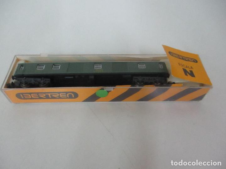 Trenes Escala: Ibertren - Vagón Renfe - Ref 201 - Escala N - con Caja - Original - Foto 11 - 139026025