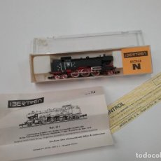Trenes Escala: IBERTREN - LOCOMOTORA A VAPOR CON TENDER INCORPORADO - REF. 017. Lote 121417943