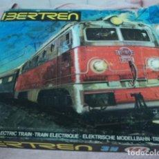 Trenes Escala: CAJA IBERTREN 3N 141 3 N TREN ORIGINAL AÑOS 70 INCOMPLETO COLECCION . Lote 121470735