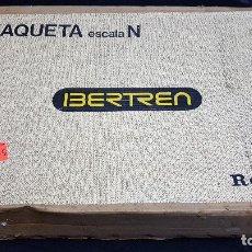 Trenes Escala: IBERTREN REF.802 3N   MAQUETA   IBERAMA  . Lote 121498435
